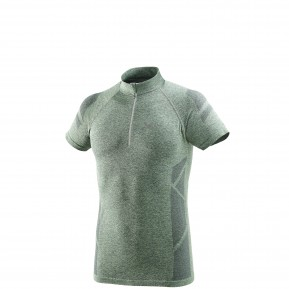 LTK SEAMLESS LIGHT ZIP SS Millet International