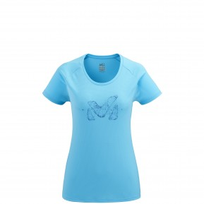 M LOGO TS SS W Millet International