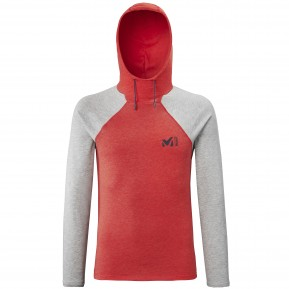 RED WALL LIGHT HOODIE M Millet International