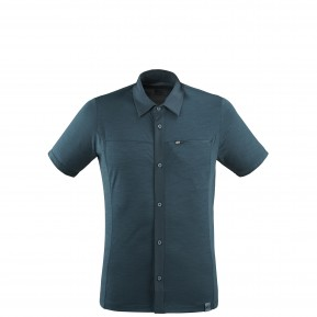 VECCHIA WOOL SHIRT M Millet International