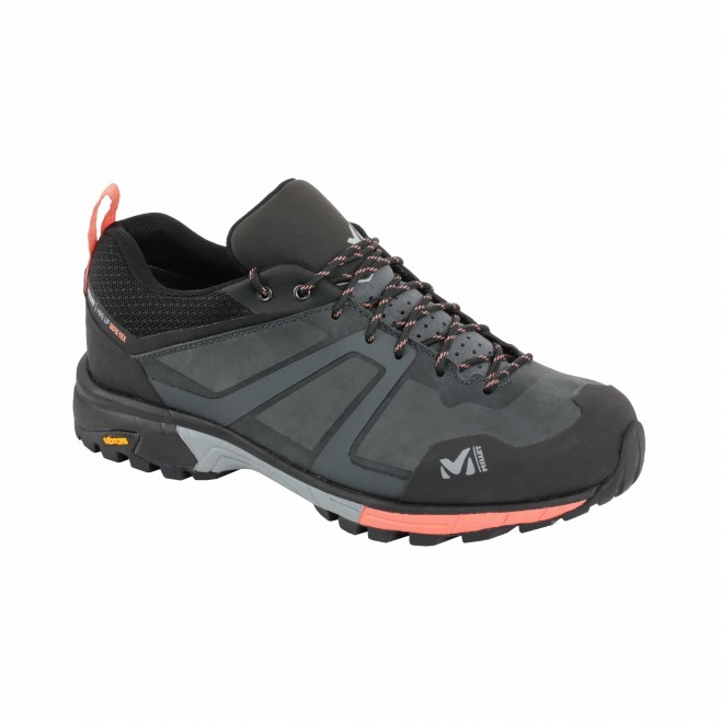 Zapatos bajos - Mujer - gris HIKE UP LEATHER GTX W Millet 2