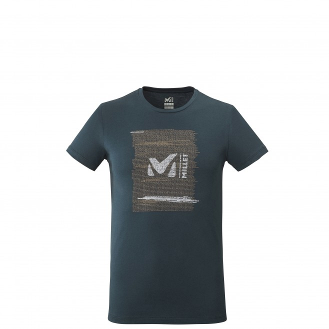 Camiseta - Hombre - azul marino MILLET RISE UP TS SS M Millet