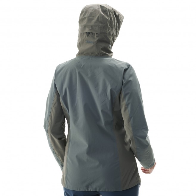 Chaqueta impermeable - Mujer - caqui HIGHLAND 2L JKT W Millet 5
