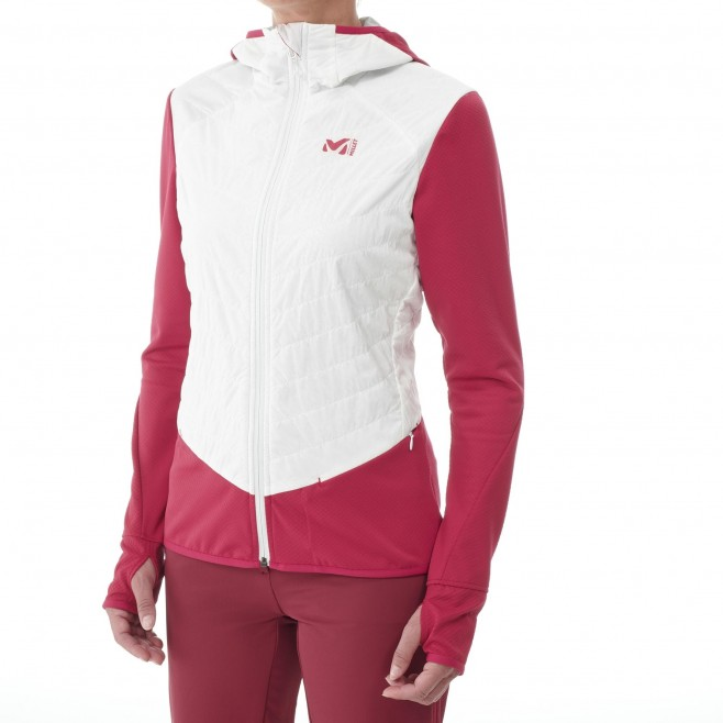 Vellón - Mujer - blanco EXTREME RUTOR ALPHA COMPO HOODIE W Millet 2