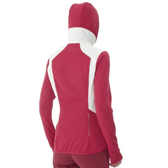 Vellón - Mujer - blanco EXTREME RUTOR ALPHA COMPO HOODIE W Millet 5