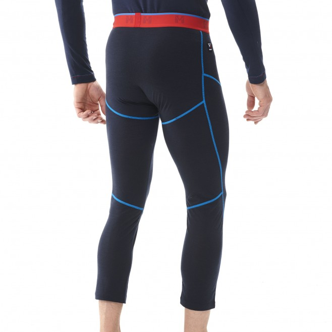 Ropa interior - hombre - azul marino TRILOGY WOOL TIGHT M Millet 3