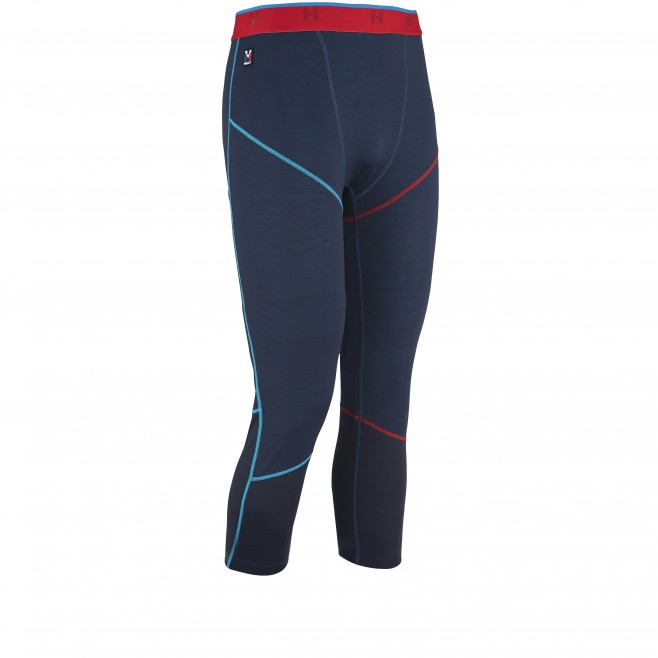 Ropa interior - hombre - azul marino TRILOGY WOOL TIGHT M Millet