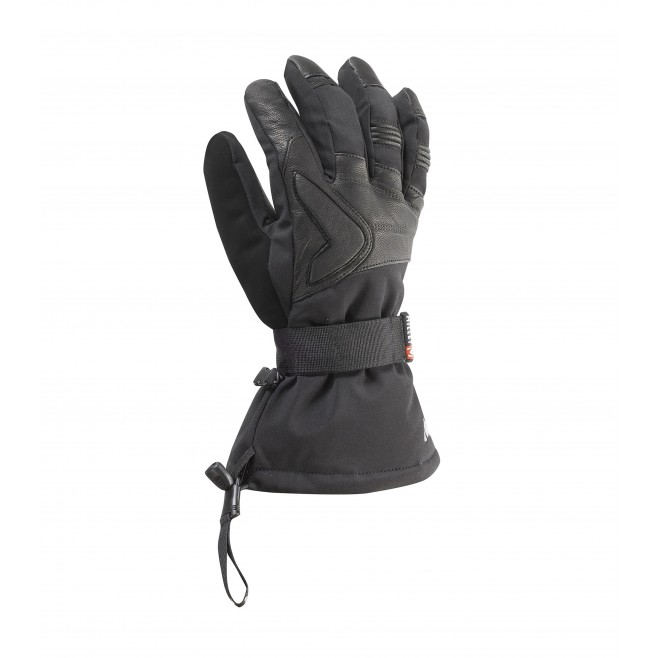 Guantes impermeables - Hombre - negro LONG 3 IN 1 DRYEDGE GLOVE Millet