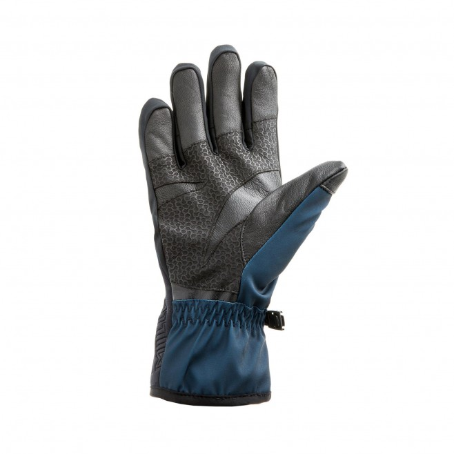 Guantes impermeables - Hombre - azul marino M WHITE PRO GLOVE Millet 2