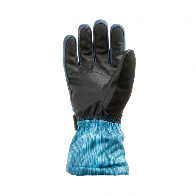 Guantes impermeables - mujer - azul marino MOUNT TOD DRYEDGE GLOVE W Millet 2