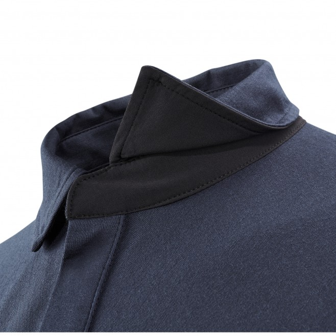 Polo - Hombre - Azul marino TRILOGY SIGN WOOL POLO M Millet 2