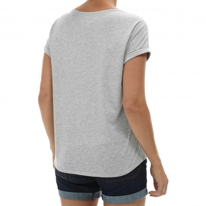 Camiseta - Mujer - caqui ANGEL LIMITED TS SS W Millet 3