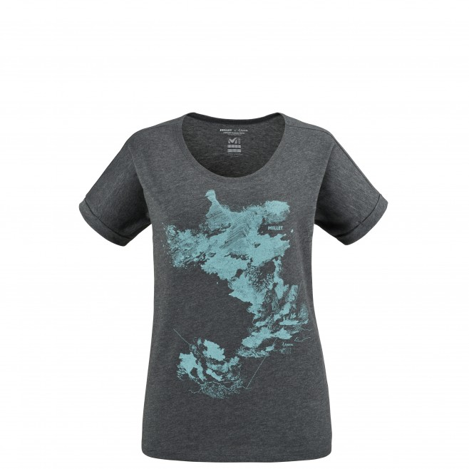 Camiseta - Mujer - caqui ANGEL LIMITED TS SS W Millet