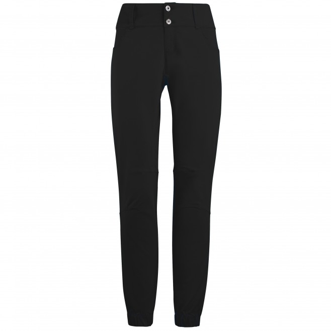 Pantalones - Mujer - negro RED WALL STRETCH PANT W Millet