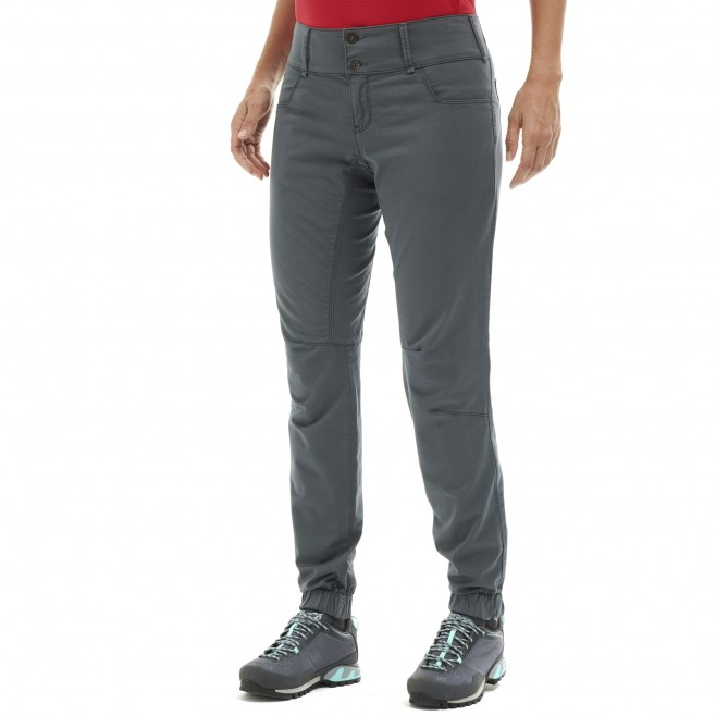 Pantalones - Mujer - negro RED WALL STRETCH PANT W Millet 2