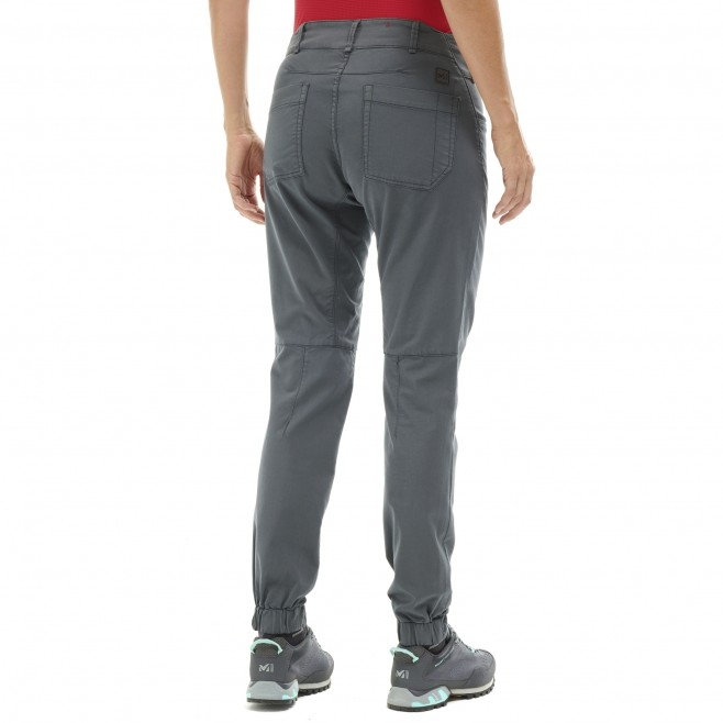 Pantalones - Mujer - negro RED WALL STRETCH PANT W Millet 3