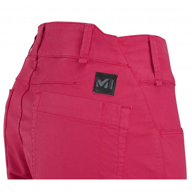 Pantalones elásticos - Mujer - Rojo RED WALL STRETCH PANT W Millet 2