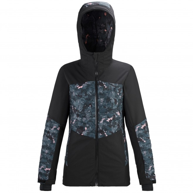 Chaqueta impermeable - Mujer - negro ENGADIN JKT W Millet