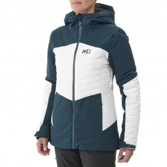 Chaqueta impermeable - Mujer - negro ENGADIN JKT W Millet 2