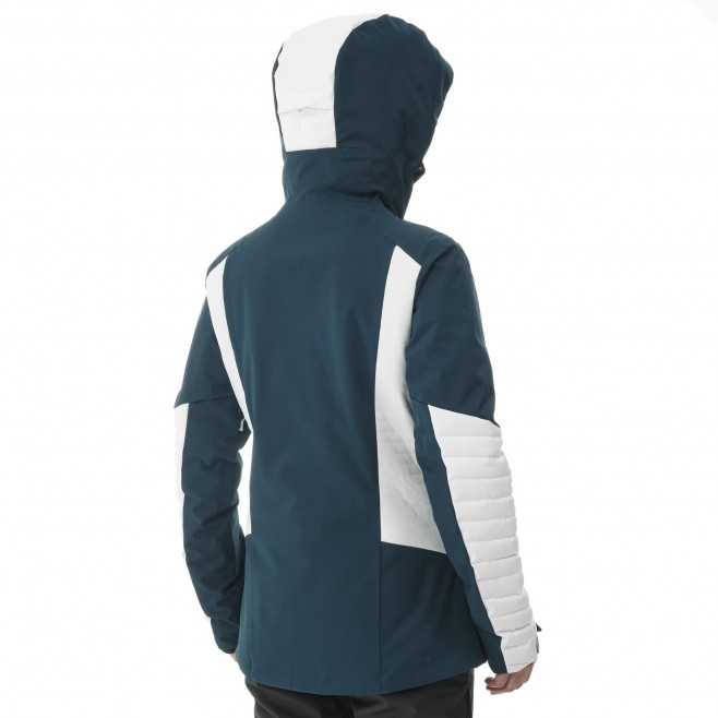 Chaqueta impermeable - Mujer - negro ENGADIN JKT W Millet 6