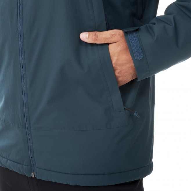 Chaqueta impermeable - Hombre - negro FITZ ROY INSULATED JACKET M Millet 6