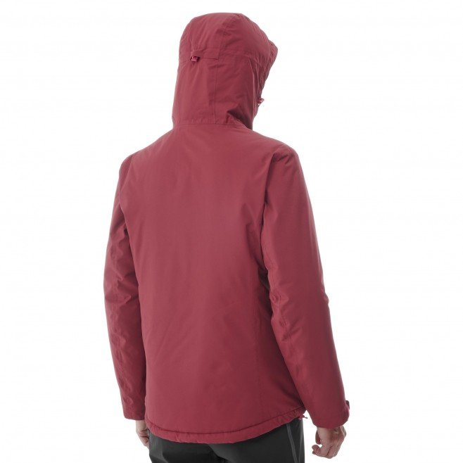Chaqueta impermeable - Mujer - rojo FITZ ROY INSULATED JACKET W Millet 7