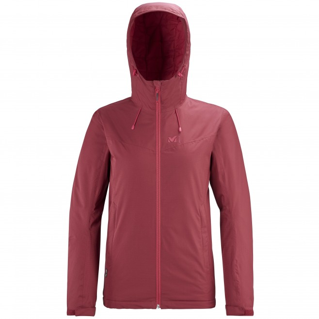 Chaqueta impermeable - Mujer - rojo FITZ ROY INSULATED JACKET W Millet