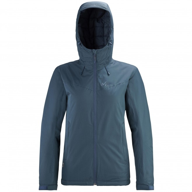 Chaqueta impermeable - Mujer - azul marino FITZ ROY INSULATED JACKET W Millet