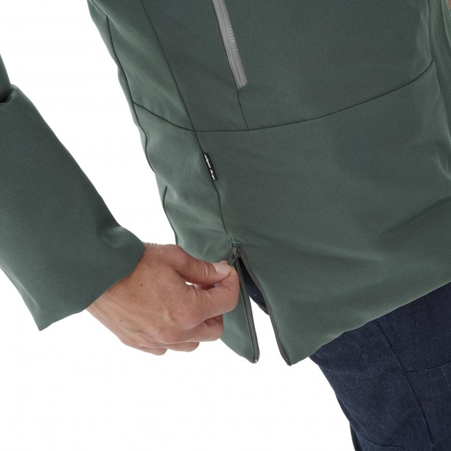 Chaqueta impermeable - Mujer - caqui TENO PARKA W Millet 3