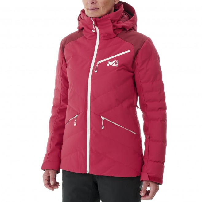 Chaqueta impermeable - Mujer - rojo BAQUEIRA JKT W Millet 2