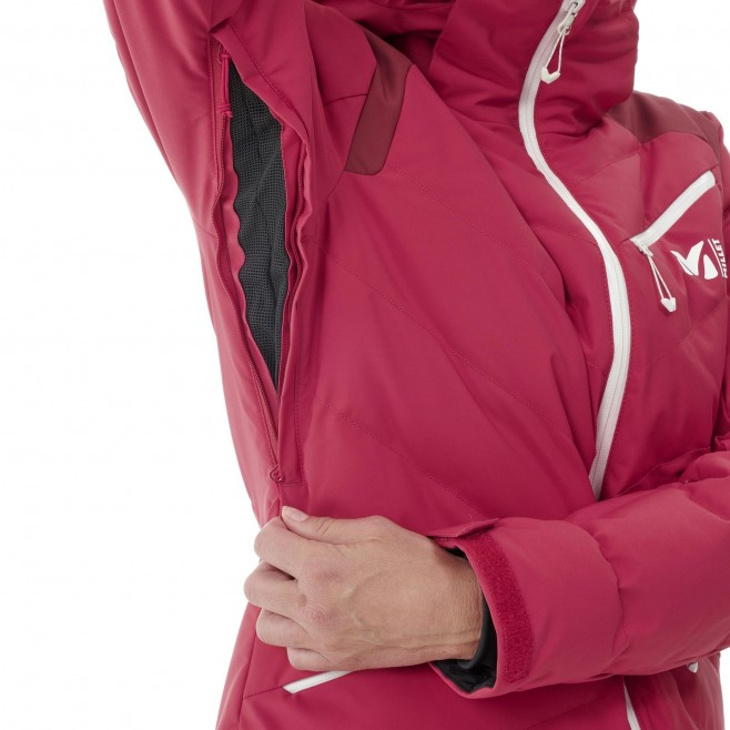 Chaqueta impermeable - Mujer - rojo BAQUEIRA JKT W Millet 3