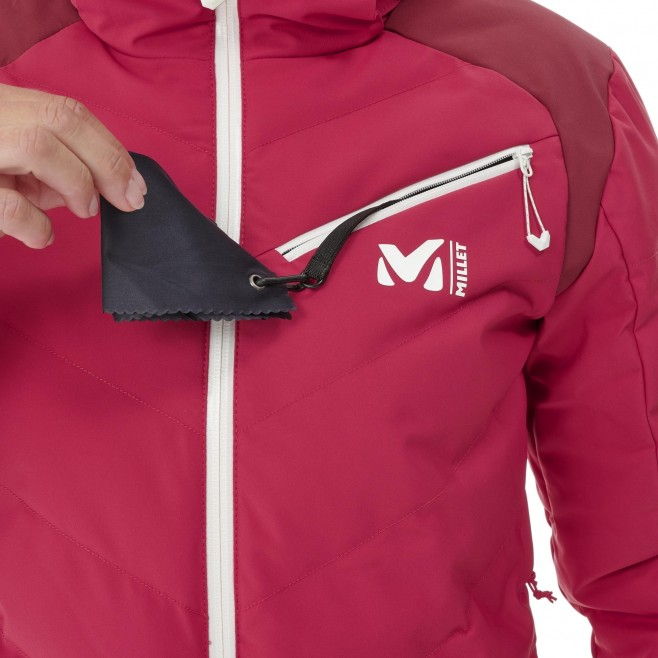 Chaqueta impermeable - Mujer - rojo BAQUEIRA JKT W Millet 4