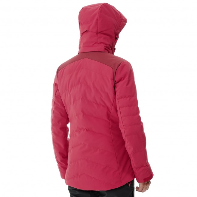 Chaqueta impermeable - Mujer - rojo BAQUEIRA JKT W Millet 7