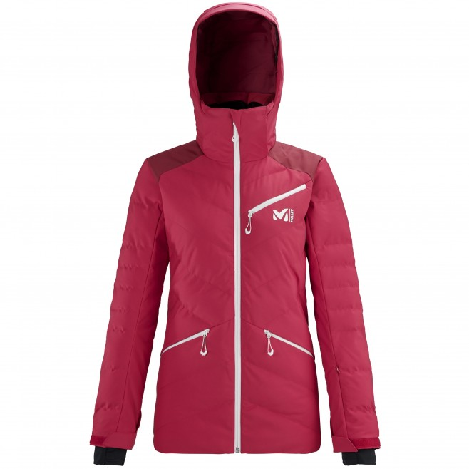 Chaqueta impermeable - Mujer - rojo BAQUEIRA JKT W Millet