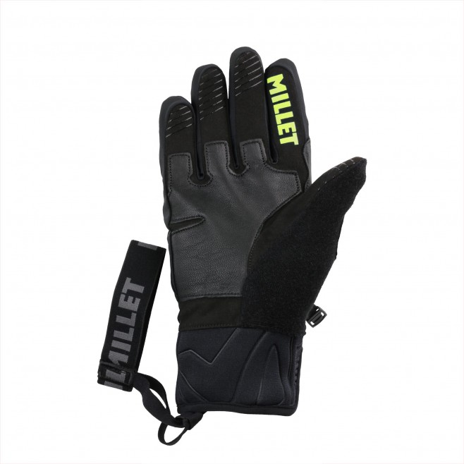 Guantes Softshell - Hombre - negro TOURING GLOVE II M Millet 2