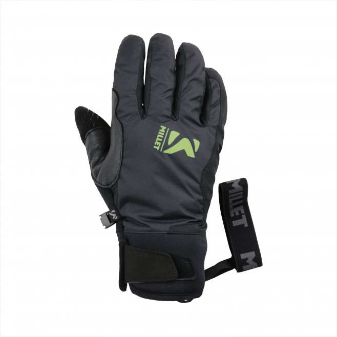 Guantes Softshell - Hombre - negro TOURING GLOVE II M Millet