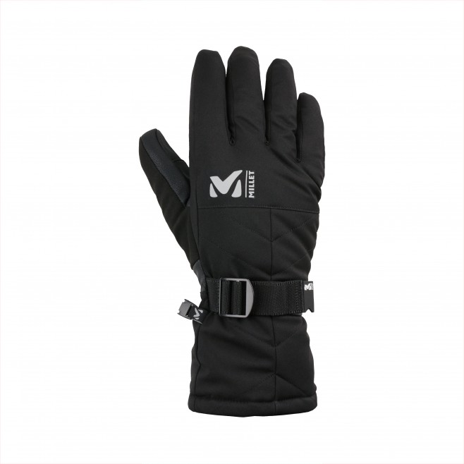 Guantes impermeables - Mujer - negro MOUNT TOD DRYEDGE GLOVE W Millet