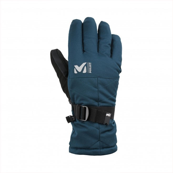 Guantes impermeables - Mujer - azul marino MOUNT TOD DRYEDGE GLOVE W Millet