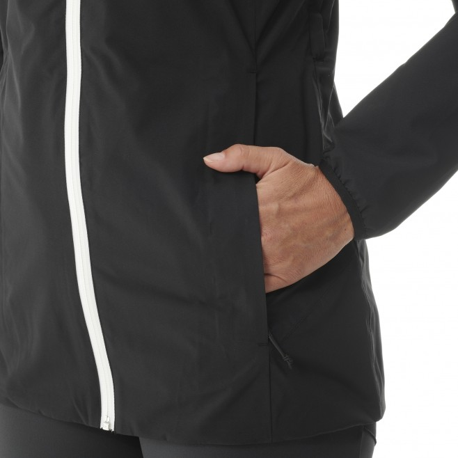 Chaqueta impermeable - Mujer - Negro TOBA 2L JKT W Millet 4