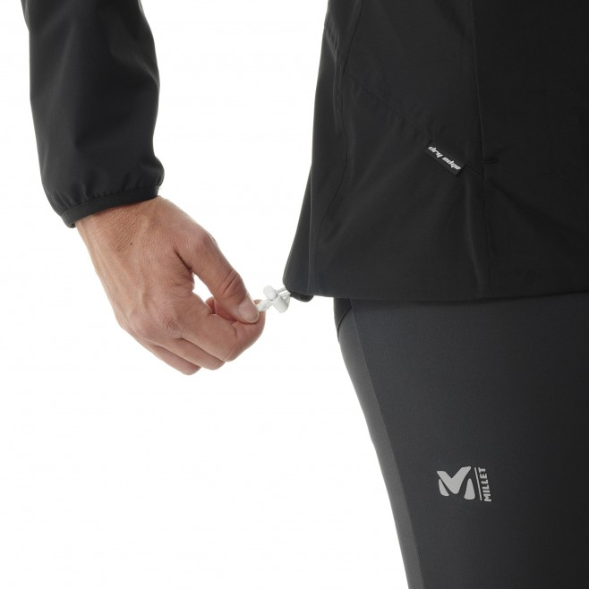 Chaqueta impermeable - Mujer - Negro TOBA 2L JKT W Millet 5