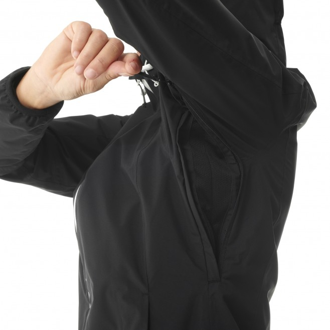 Chaqueta impermeable - Mujer - Negro TOBA 2L JKT W Millet 7