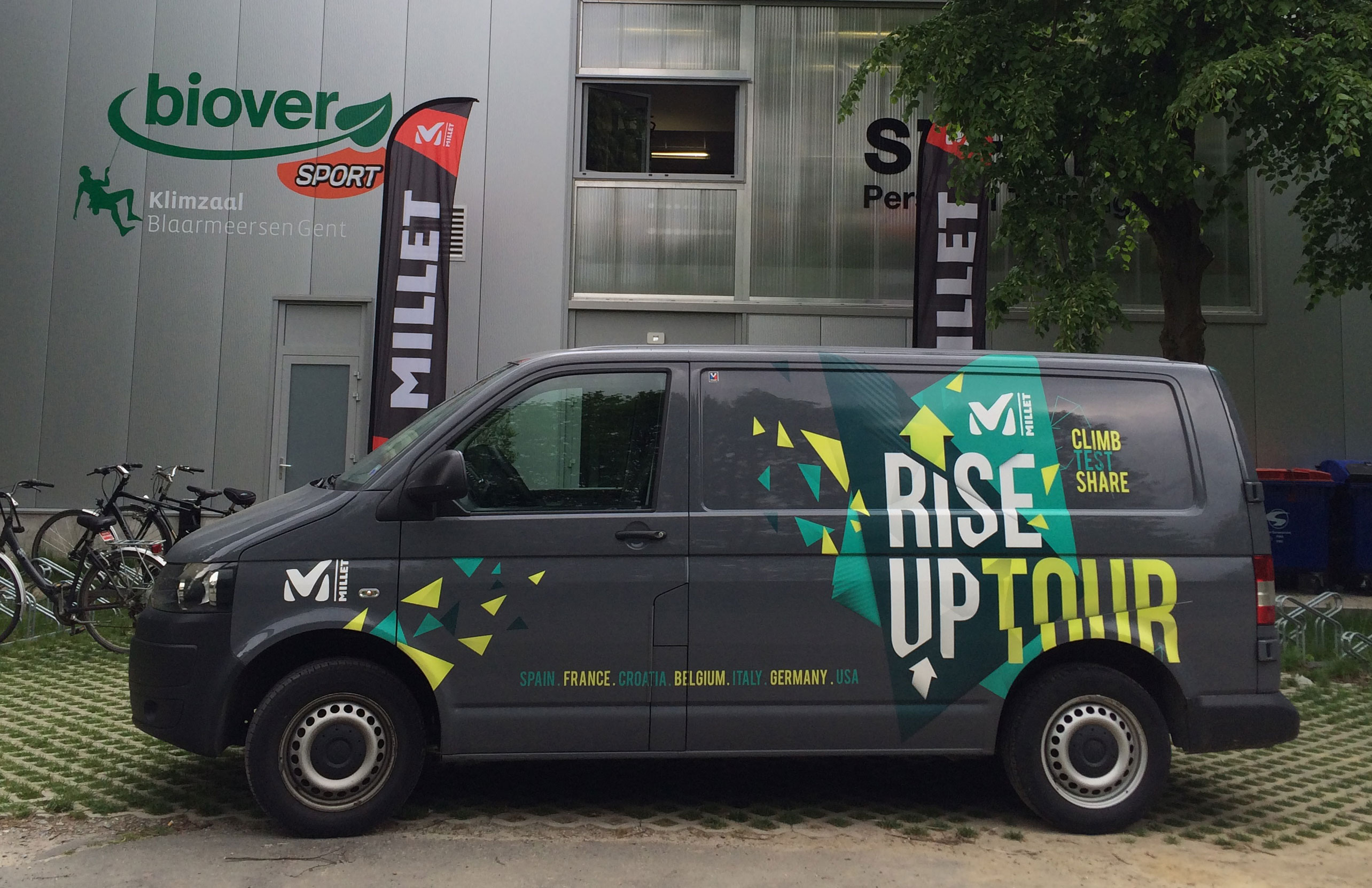 Rise Up Tour #5 Belgium