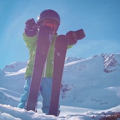Freeride Camps with Robin Kaleta
