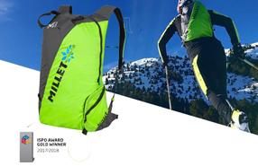 The Pierra Ment 20 receives the Golden ISPO Award 2017