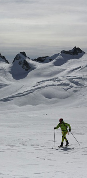Millet partner of The Trace Du Mont-Blanc race