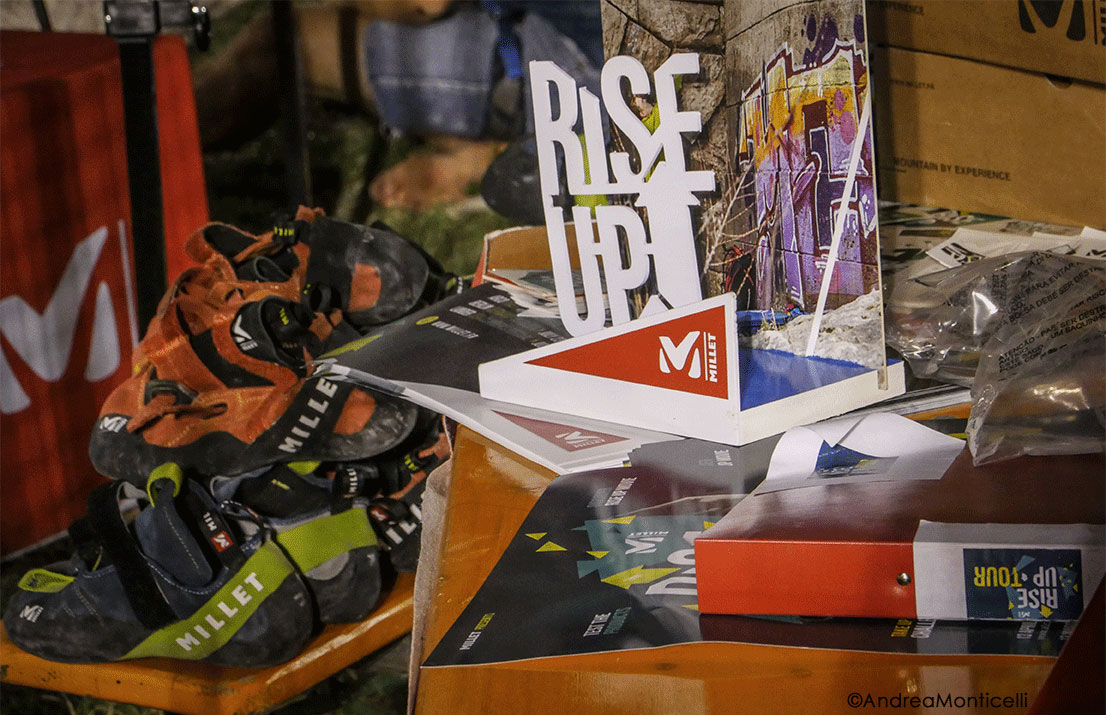 Millet Rise Up Tour: From Italy to Germany
