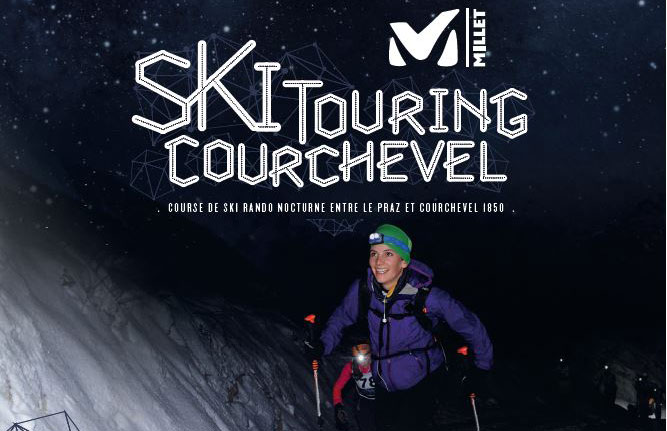 The Millet Courchevel Ski Touring are back