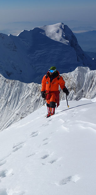 « We will walk on the Everest » by F.Damilano.