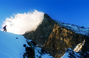 Advanced Alpine Guide Course in Washington's North Cascades National Park.
