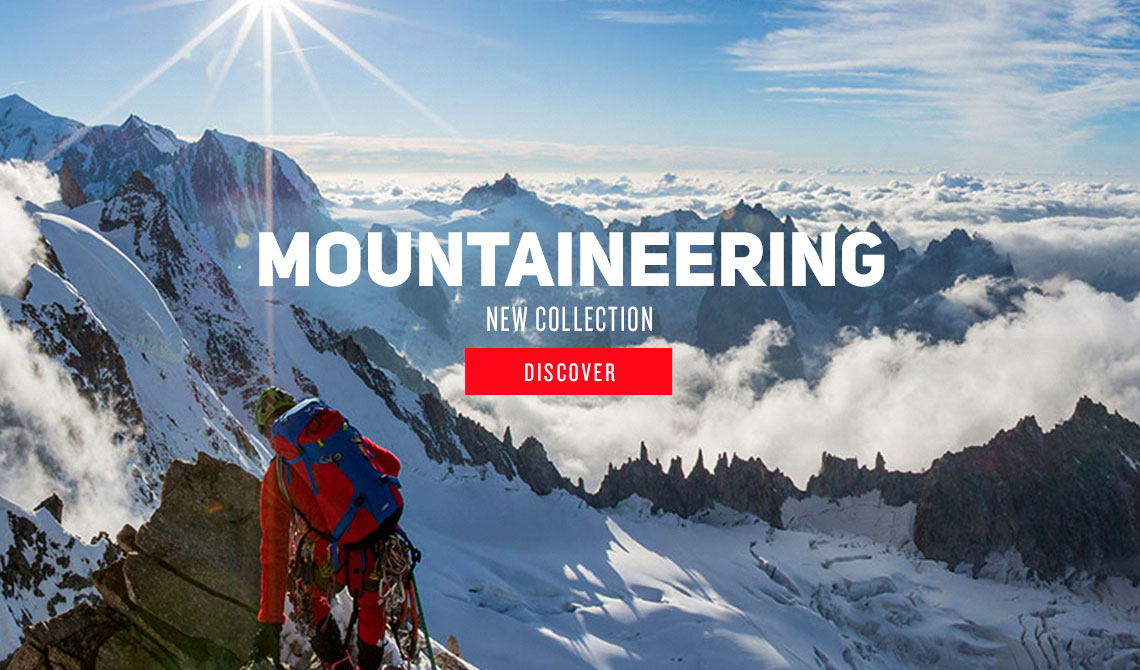 Millet International - Mountaineering - New collection